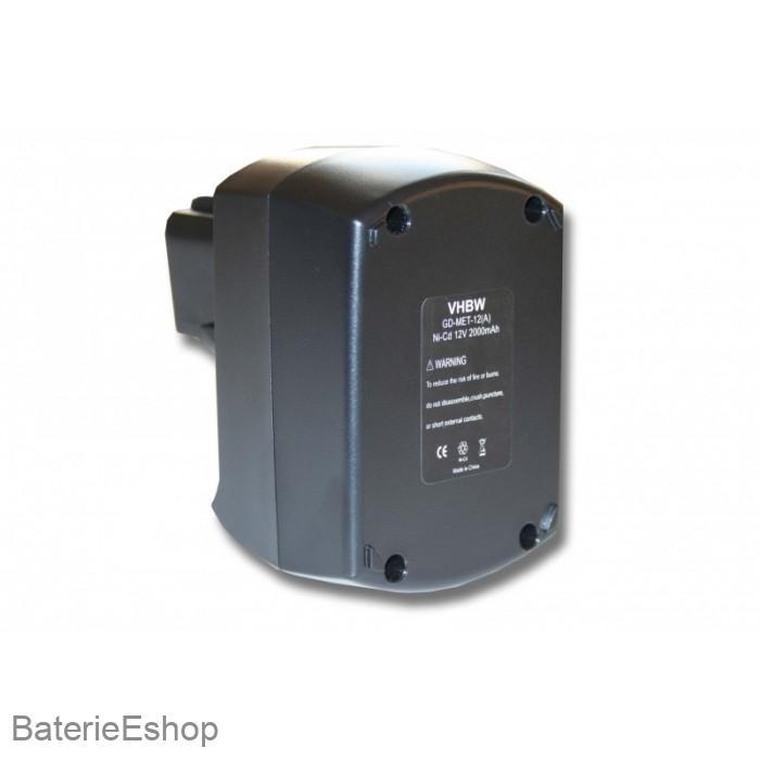 59e06d5230255 AKKU NÁRADIE | VHBW batéria Metabo BSZ 12, 3000mAh | baterie eshop