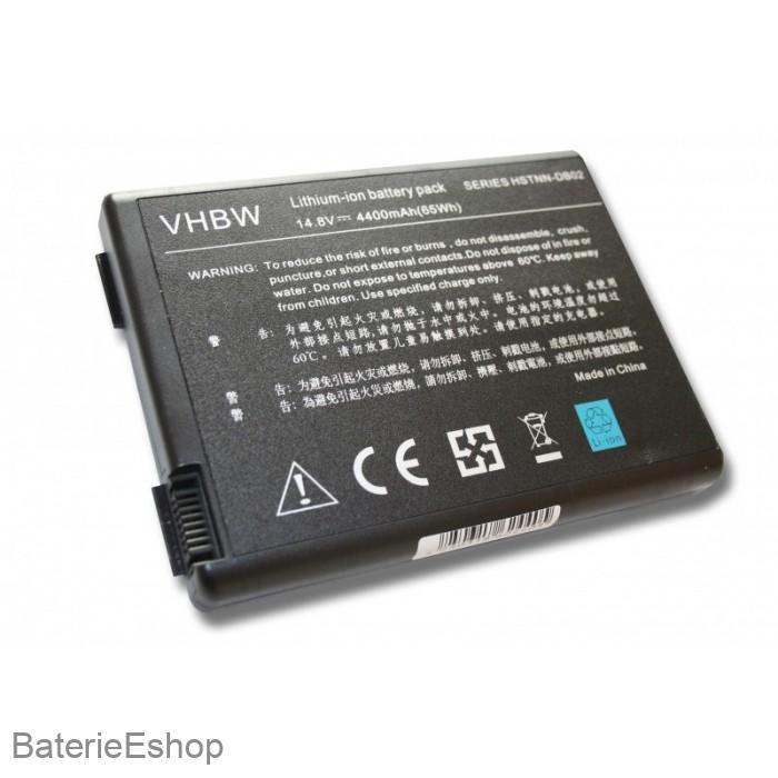 b845f94b9d89b NOTEBOOKY | VHBW batéria HP Business Notebook NX9100 -- 4400mAh ...