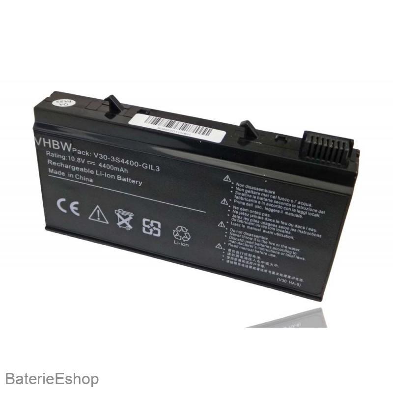 ce95dcc542f6d NOTEBOOKY | VHBW batéria Advent V30 4400mAh | baterie eshop
