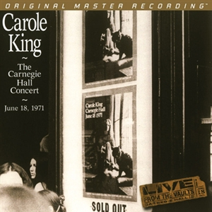 Carol King - The Carnegie Hall Concert