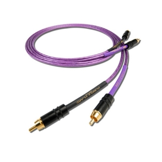 NORDOST Purple Flare Interconnect  1 m