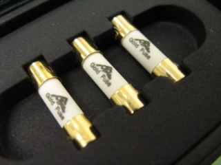 AMR Gold Fuses 3 pack