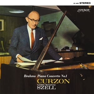Szell & London Symphony Orchestra – Curzon: Brahms Piano Concerto No. 1