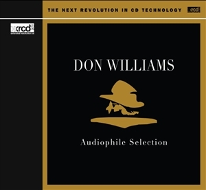 Don Williams – Audiophile Selection
