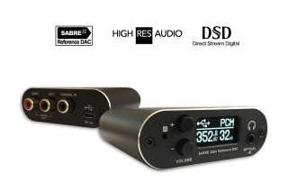 Space PLUS Audiophile DAC