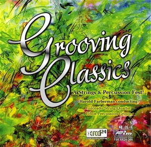 Grooving Classics: A String & Percussion Fest!