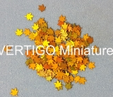 1/72 Maple leaves - autumn  200pcs