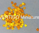 1/72 Linden leaves - autumn 200pcs