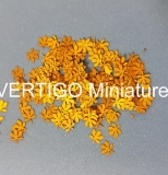 1/48 Chestnut leaves - autumn 200pcs
