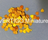 1/48 Linden leaves - autumn  200pcs