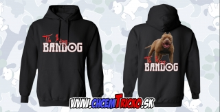 Mikina Bandog - The King