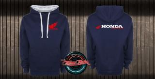 Mikina s kapucňou Honda 897464310e5