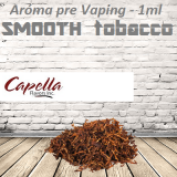 1ml Capella Concentrate - SMOOTH TOBACCO