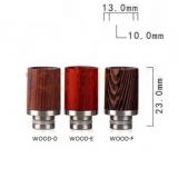Drip Tip REDWOOD STYLE - WOOD-E