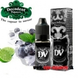 10ml DECADENT VAPOURS - BLUEBERRY-LIME