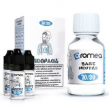 100ml AROMEA BASE TPD PACK 70/30 - 6mg (70ml baza + 30ml Booster)