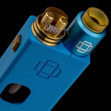 AUGVAPE DRUGA 22 SQUONKER FULL KIT - LIGHT BLUE EDITION