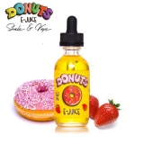 50/60ml DONUTS JUICE - STRAWBERRY DONUT