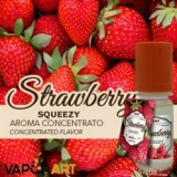 10ml VAPORART SQUEEZY AROMA - STRAWBERRY