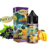 30ml Pack ALO concentrate - MANGO a BLACKCURRANT