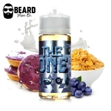 100/120ml THE ONE BLUEBERRY by.BEARD