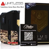 LIMITLESS ARMS RACE BOX MOD 220W - DESSERT CAMOUFLAGE