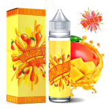 50/60ml BURST ORIGINAL - MANGO BURST