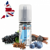 10ml T-JUICE - ORIGINAL BLACK N BLUE