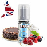 10ml T-JUICE - ORIGINAL CHERRY CHOC Aróma