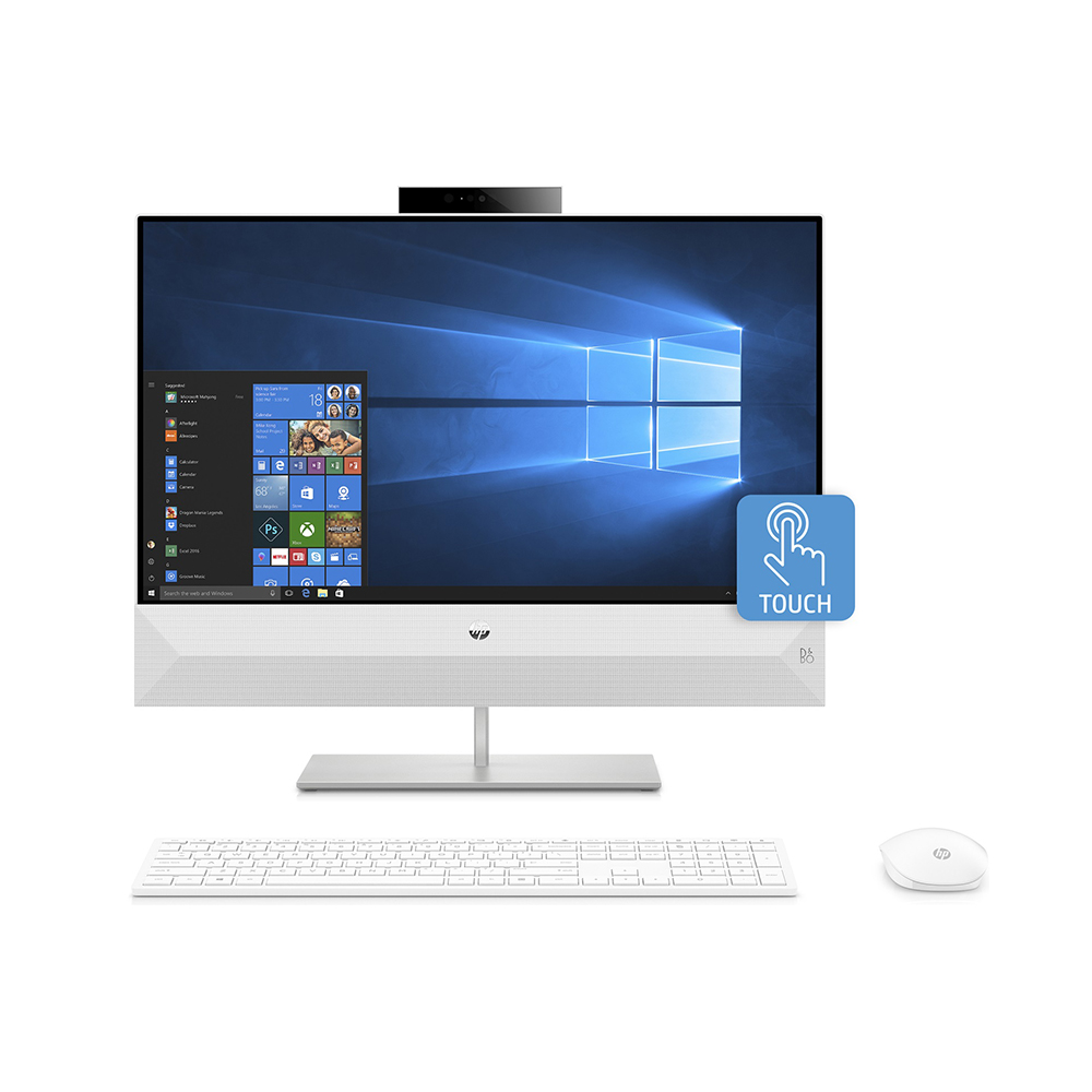 HP Pavilion 24-xa0001ne All-in-One; Core i7 8700T 2.4GHz/12GB DDR4/2TB HDD/HP Remarketed