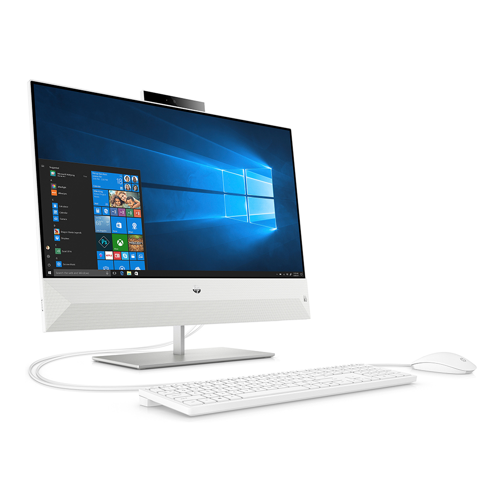 HP Pavilion 24-xa0001nl All-in-One; Core i5 8400T 1.7GHz/8GB RAM/1TB HDD/HP Remarketed