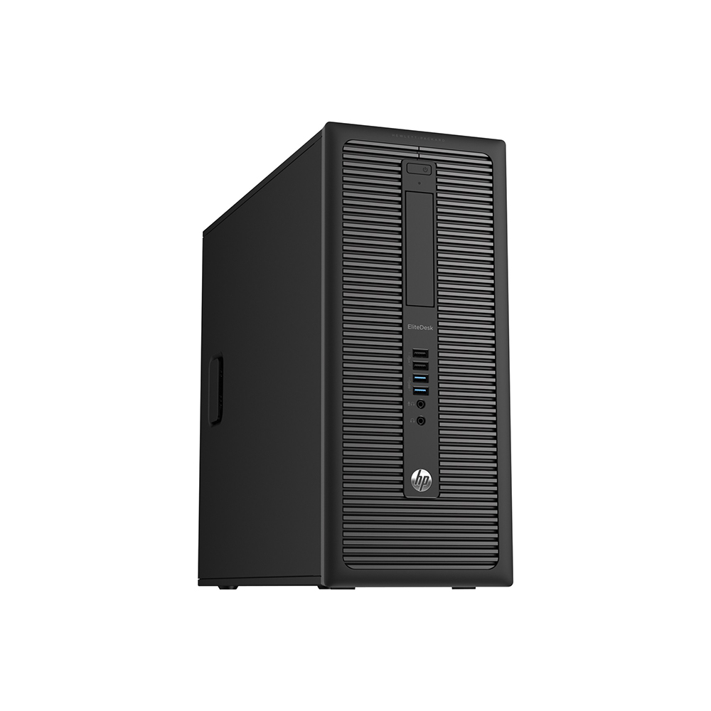 HP EliteDesk 800 G1 TW; Core i5 4590 3.3GHz/8GB DDR3/256GB SSD NEW + 500GB HDD