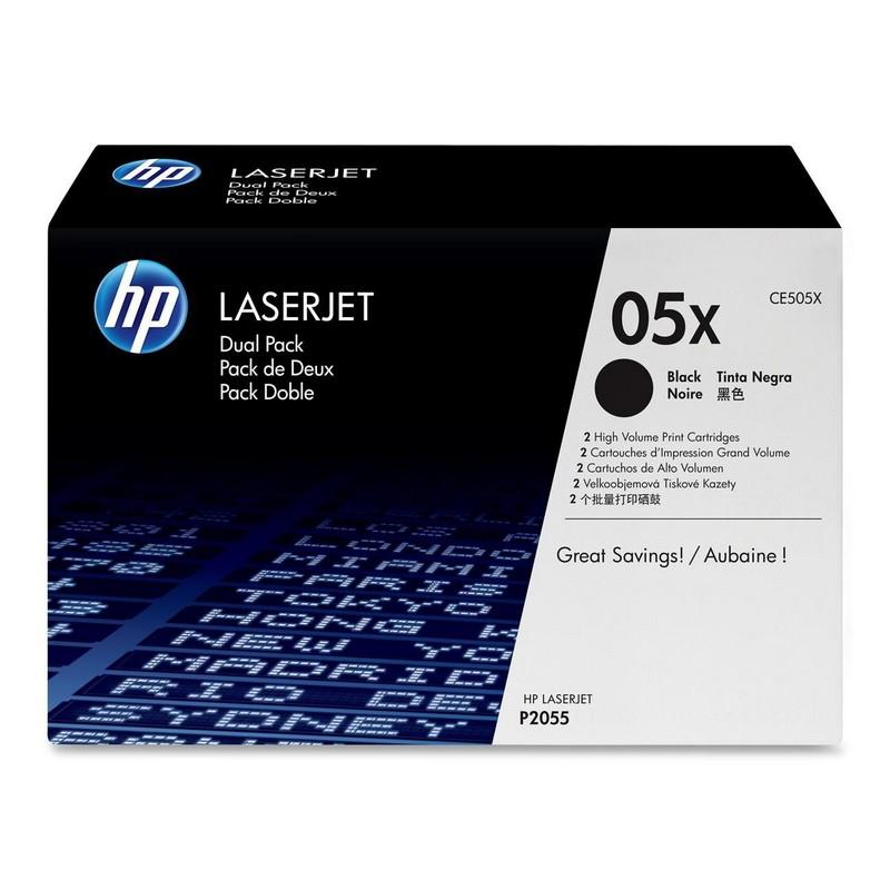 Toner HP CE505X - CompatibleP2035;P2055