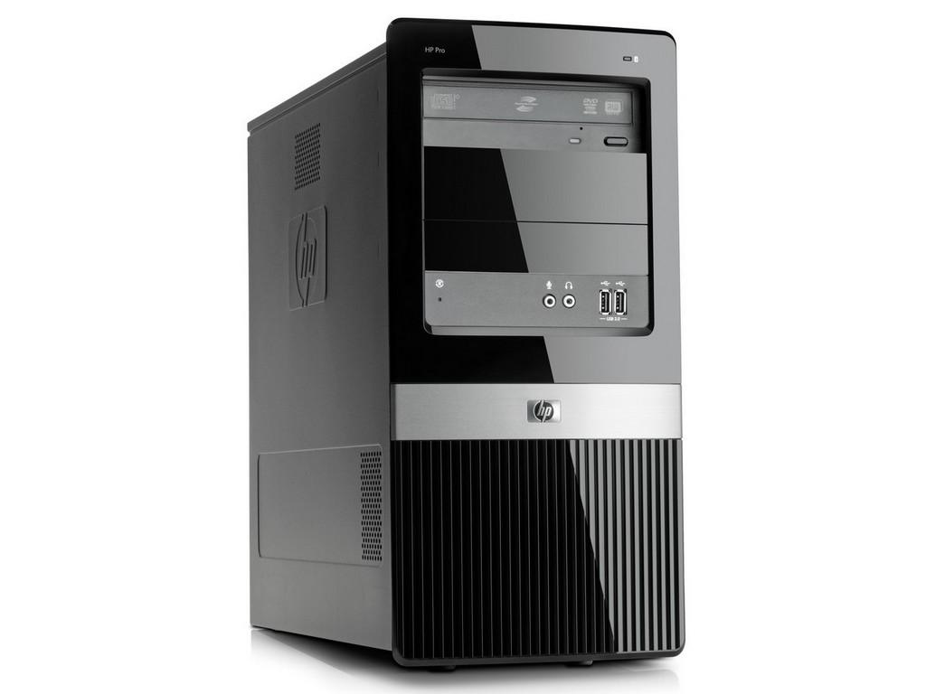 HP Pro 3120 MT; Pentium E5500 2.8GHz/4GB DDR3/500GB HDD