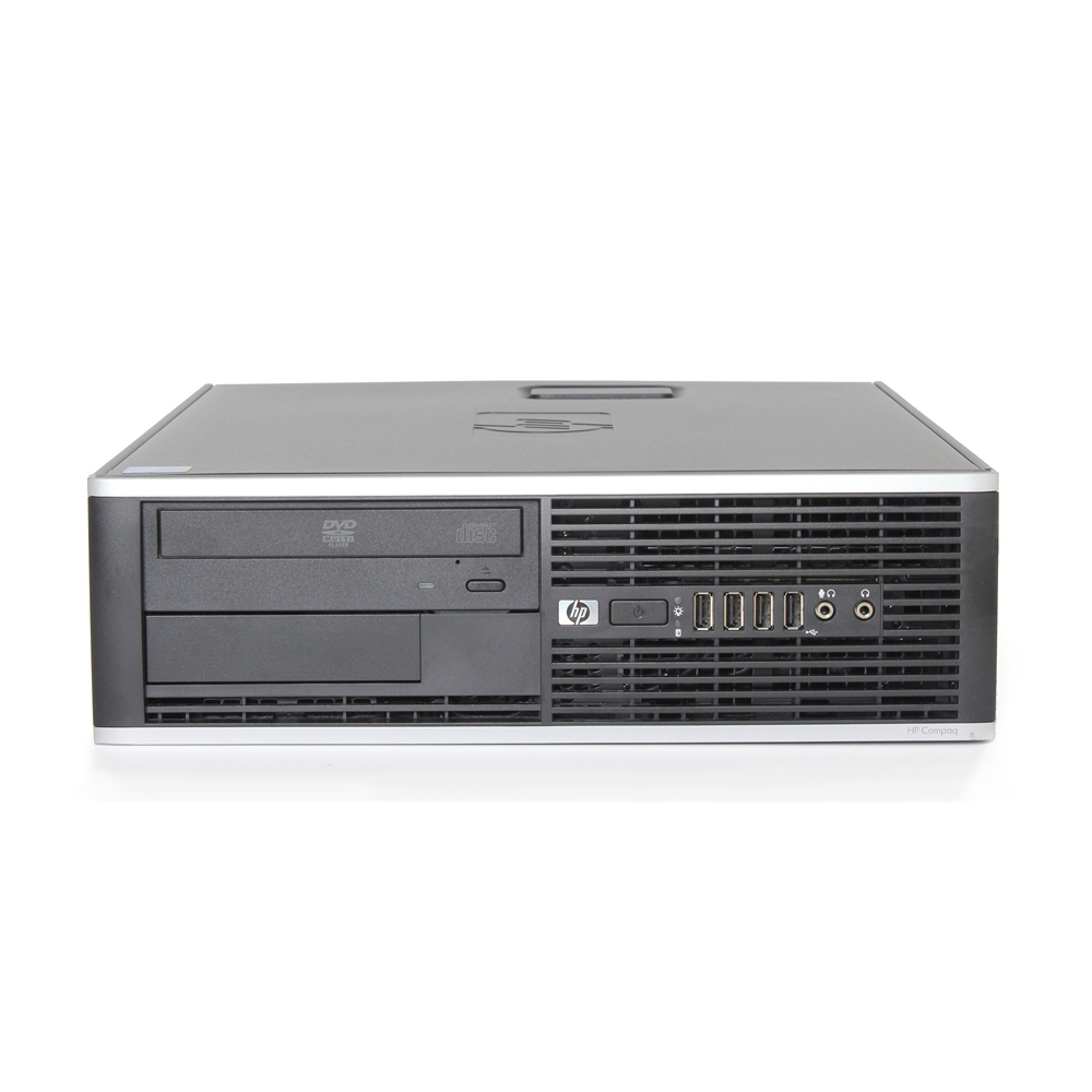 HP Compaq Elite 8200 SFF; Core i5 2400 3.1GHz/4GB DDR3/250GB HDD