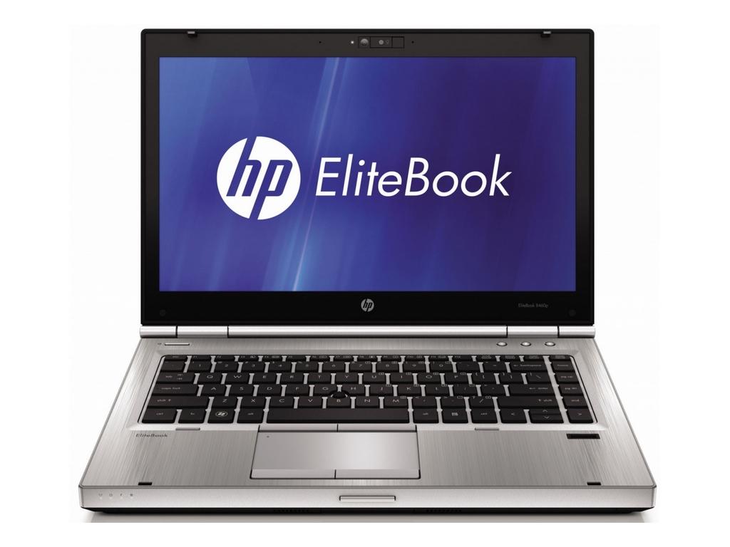 HP EliteBook 8460p; Core i7 2620M 2.7GHz/4GB RAM/240GB SSD/battery VD
