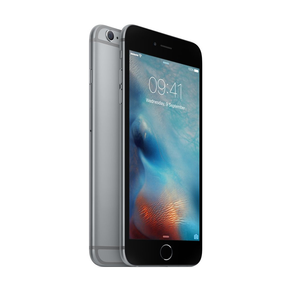 Apple iPhone 6S Plus 32GB Space Gray; B+
