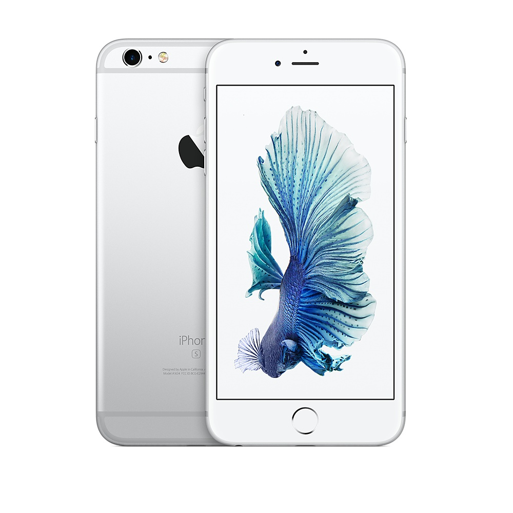 Apple iPhone 6S 16GB Silver; A-