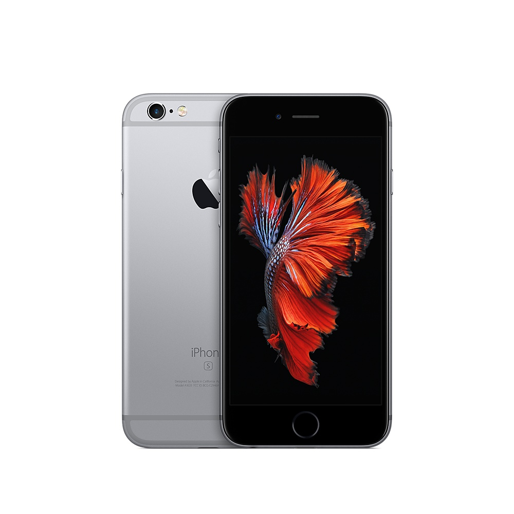 Apple iPhone 6S 32GB Space Gray; B+