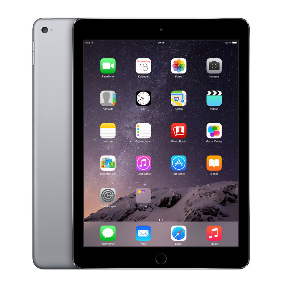 Apple iPad Air 2 Wi-Fi Space Gray; 64GB