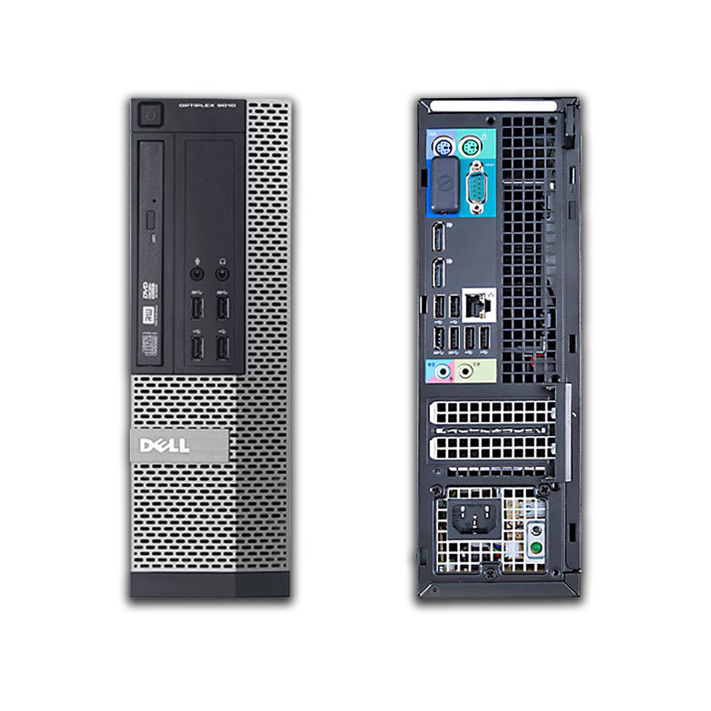 PC Dell Optiplex 9010 SFF; Core i5 3570 3.4GHz/4GB DDR3/500GB HDD