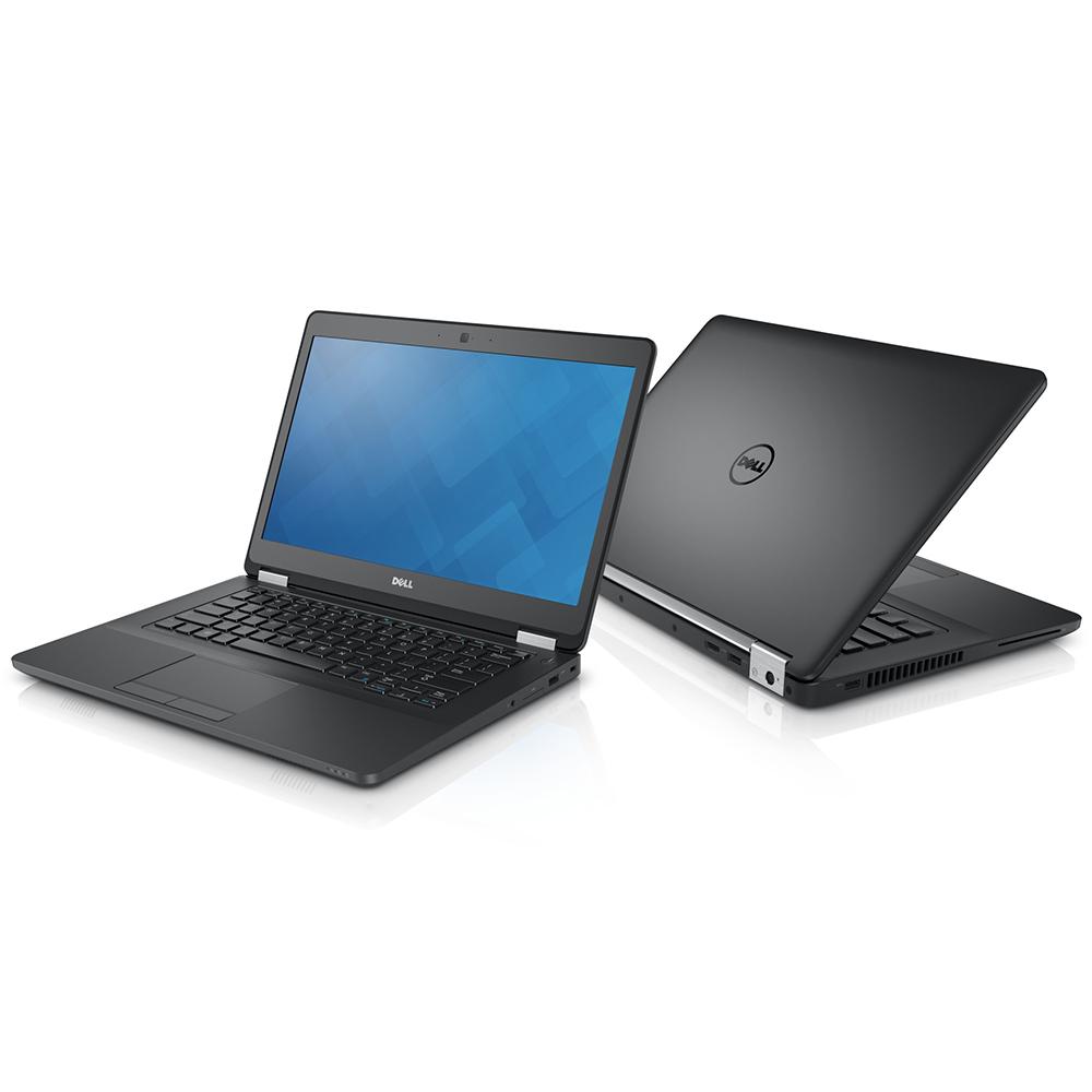 Dell Latitude E5470; Core i3 6100U 2.3GHz/8GB RAM/256GB SSD NEW/battery VD