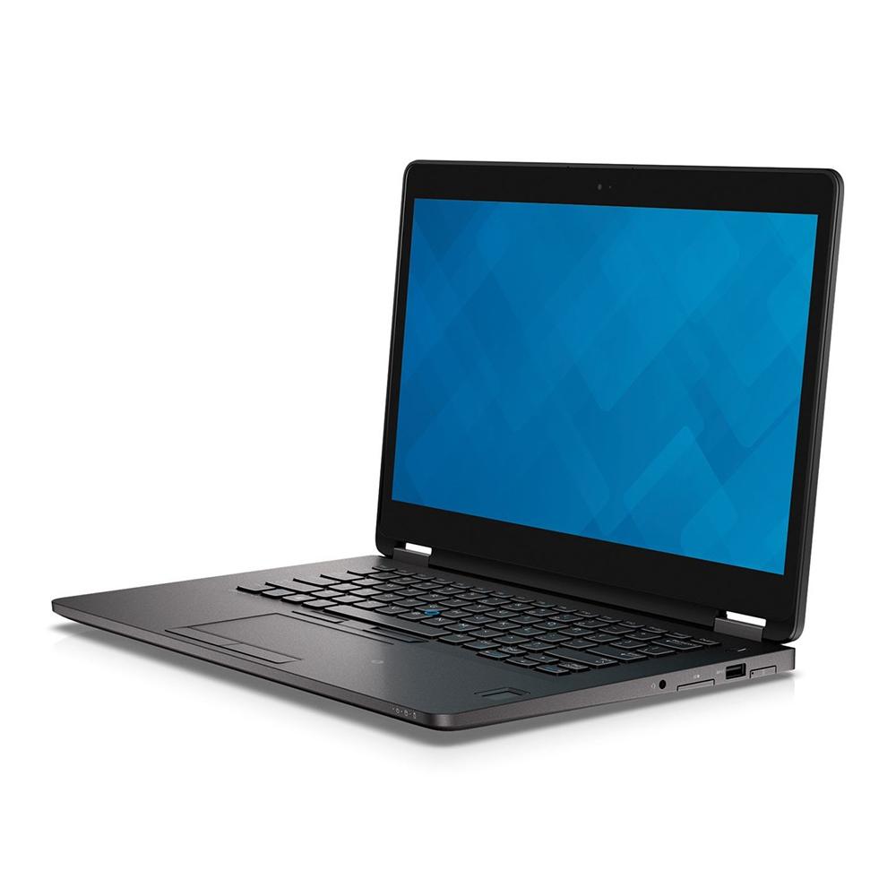 Dell Latitude E7470; Core i5 6300U 2.4GHz/16GB RAM/512GB M.2 SSD/battery VD