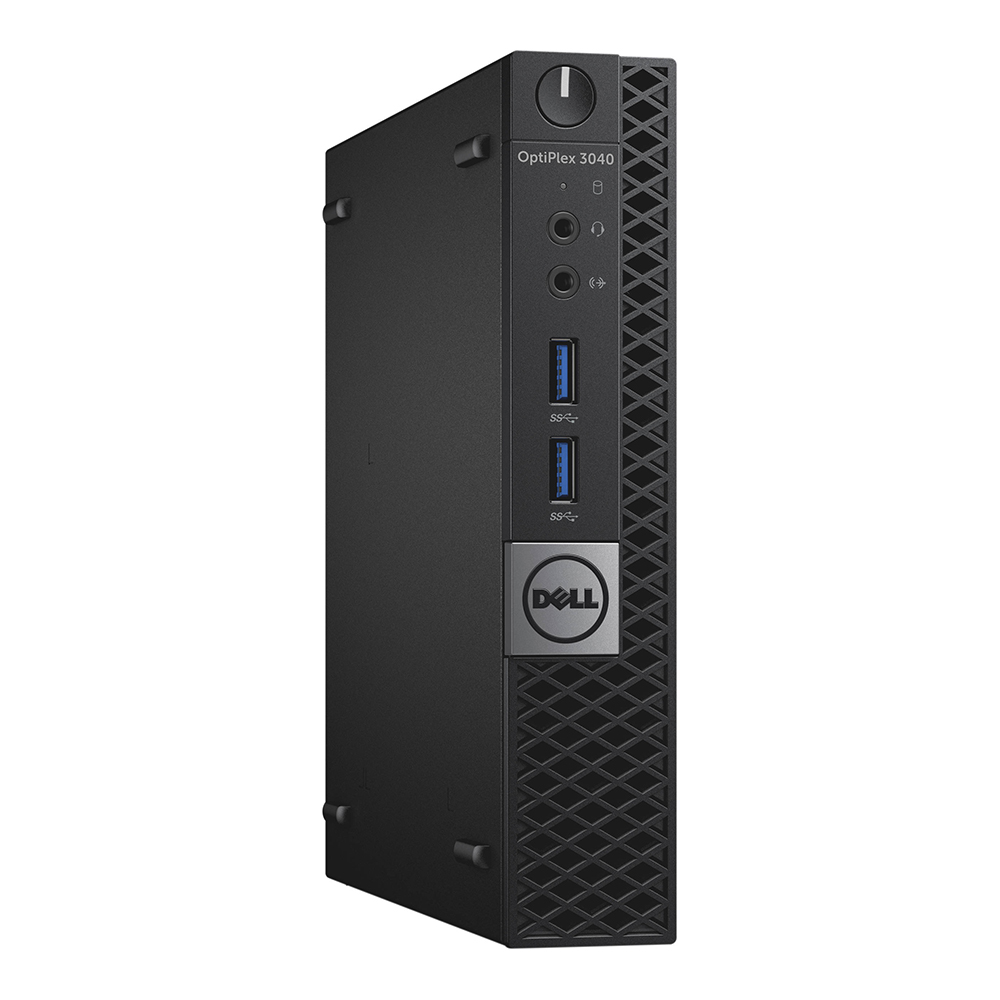 Dell Optiplex 3040 Micro; Core i5 6500T 2.5GHz/8GB DDR3/256GB SSD