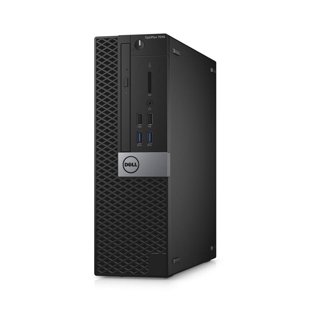 Dell Optiplex 7040 SFF; Core i5 6500 3.2GHz/8GB DDR3/128GB M.2 SSD + 500GB HDD