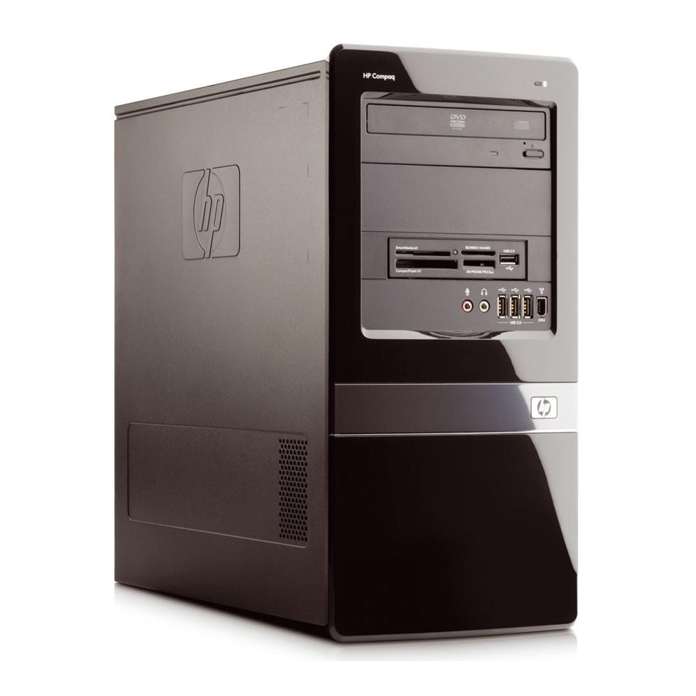 HP Compaq DX7500MT; Pentium E5200 2.5GHz/2GB DDR2/320GB HDD