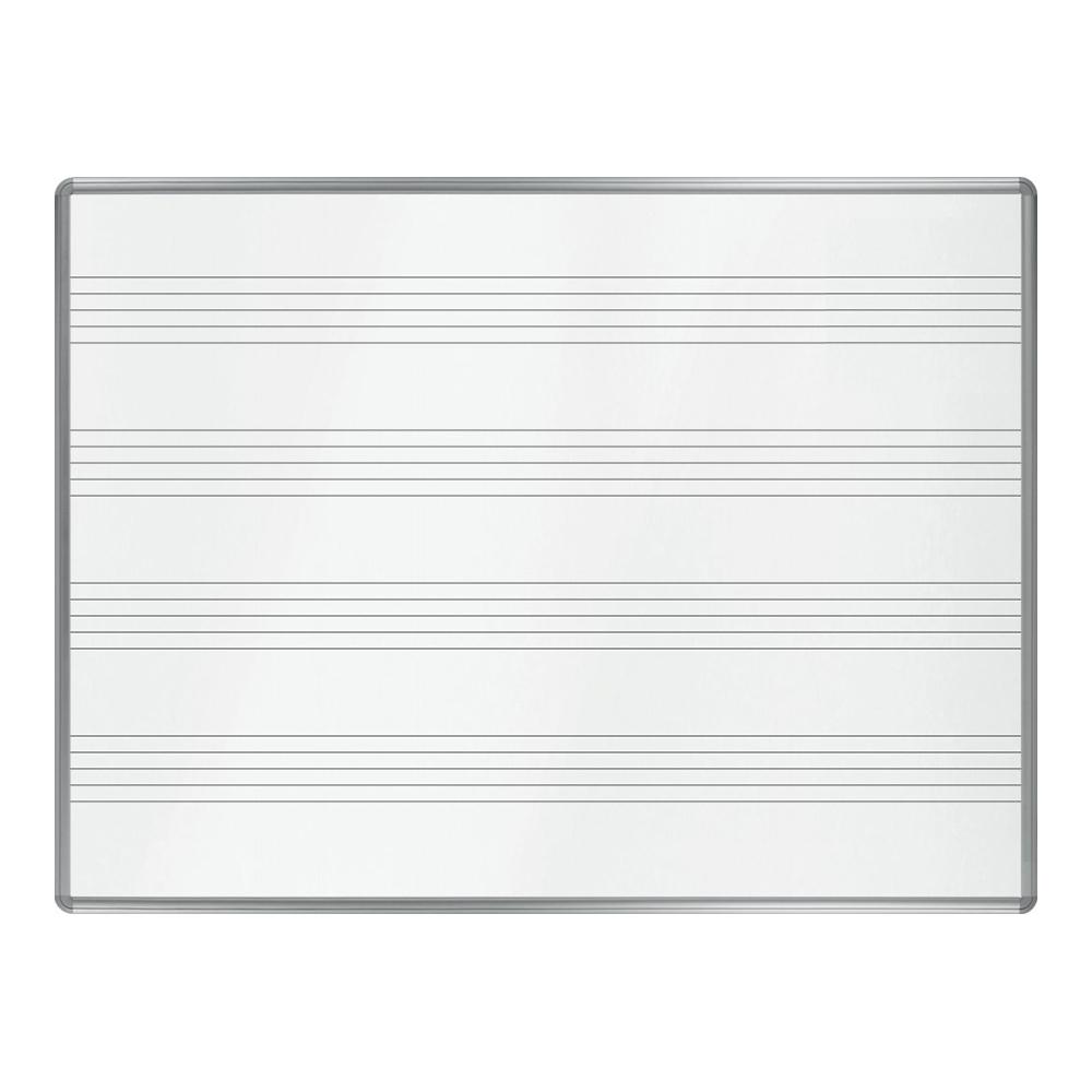Keramická tabuľa 120x100cm notová osnova