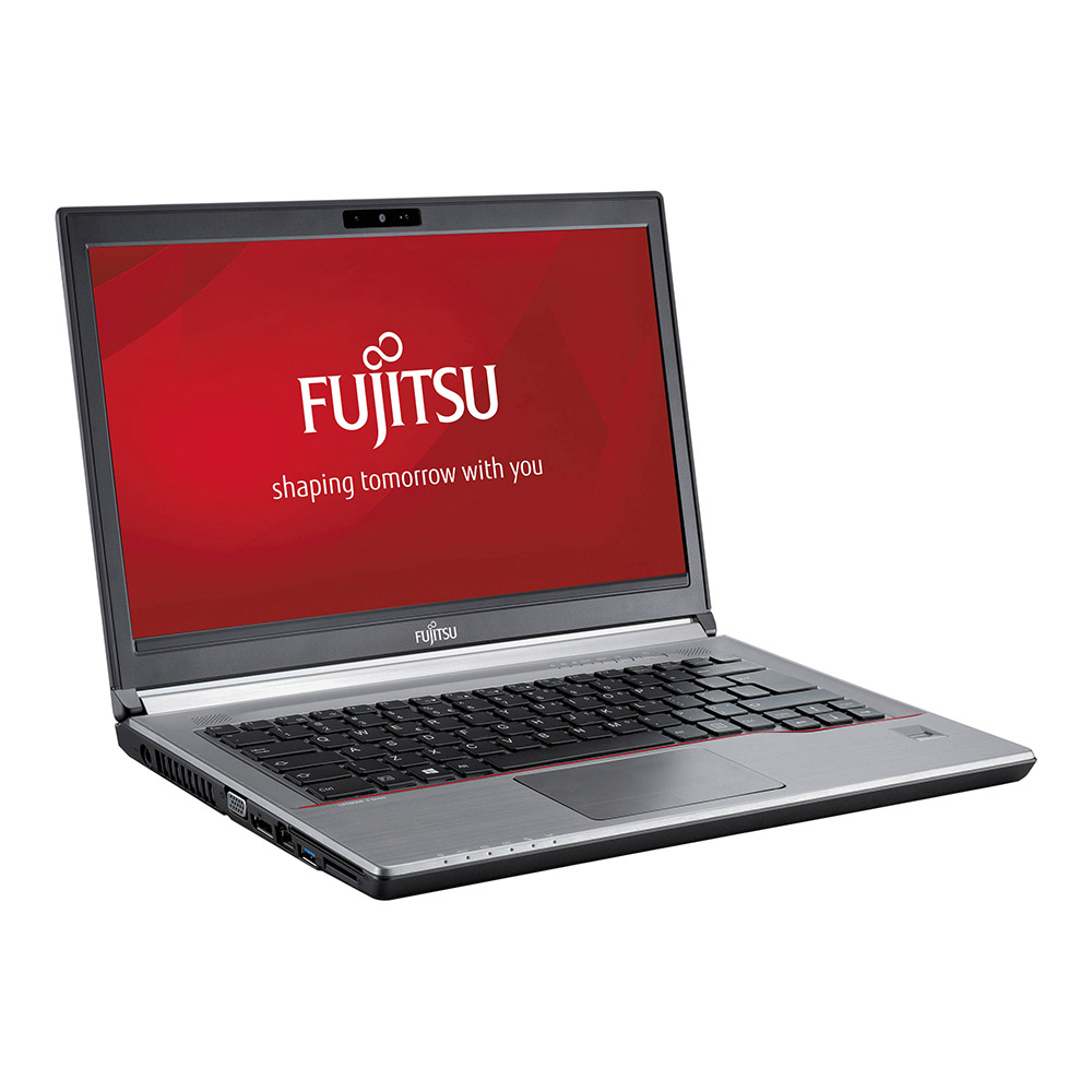 Fujitsu LifeBook E744; Core i7 4712MQ 2.3GHz/8GB RAM/256GB SSD/battery VD