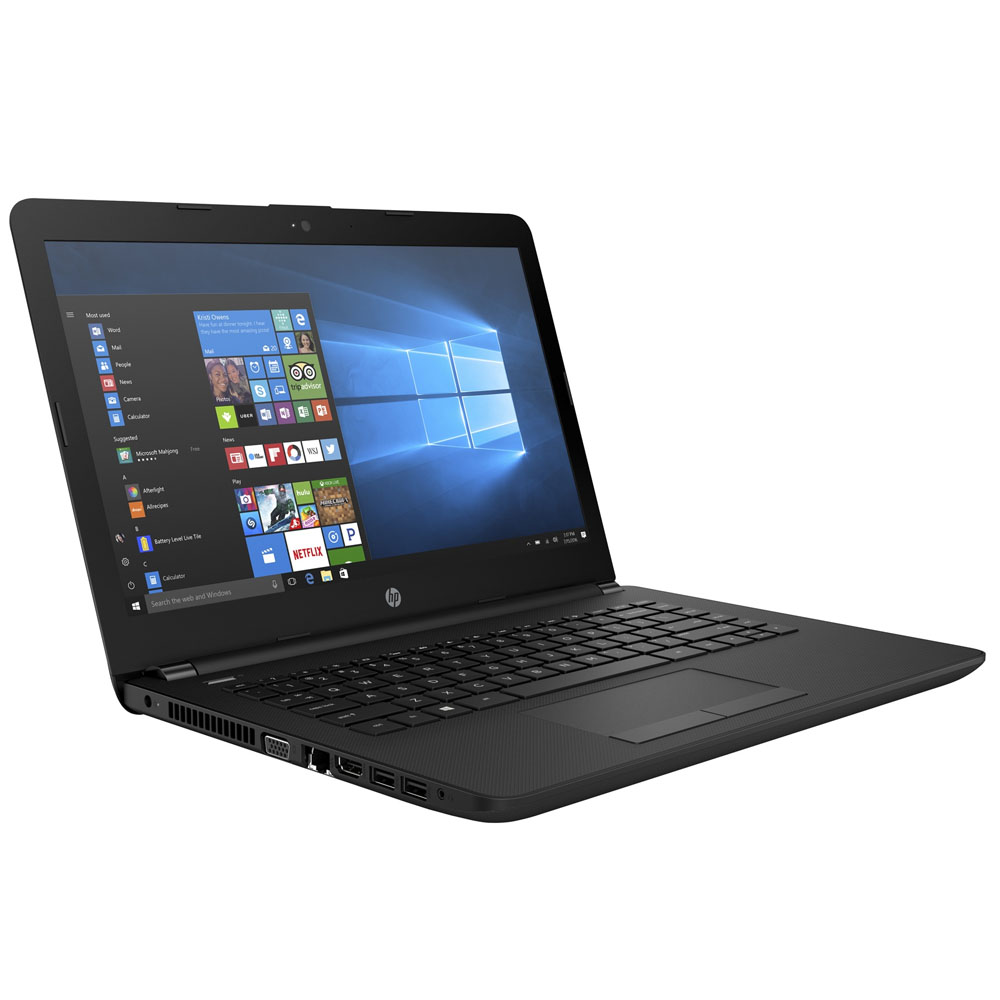 HP 14-BS000NV; Celeron N3060 1.6GHz/4GB RAM/500GB HDD/HP Remarketed