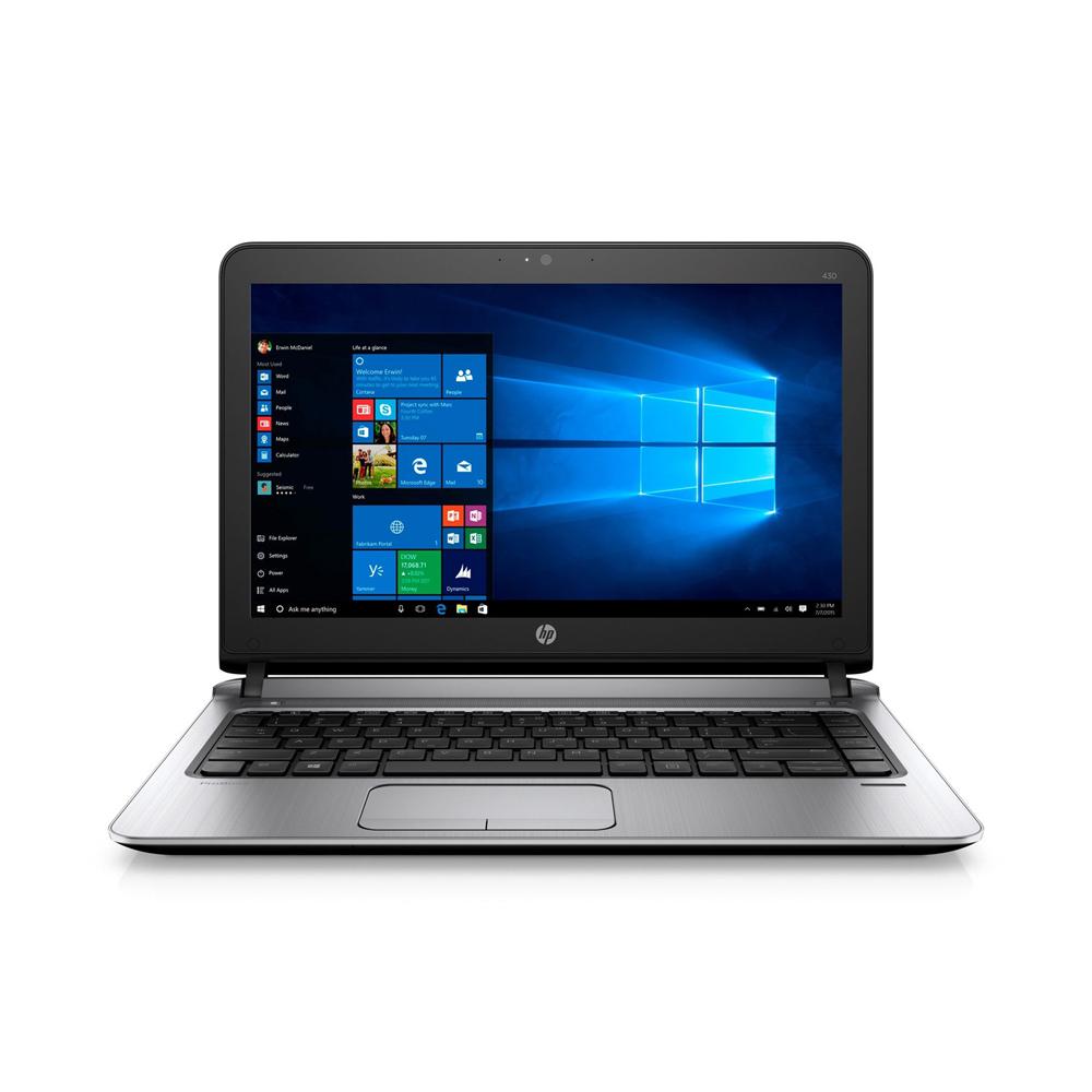 HP ProBook 430 G3; Core i5 6200U 2.3GHz/8GB RAM/240GB SSD/battery NB